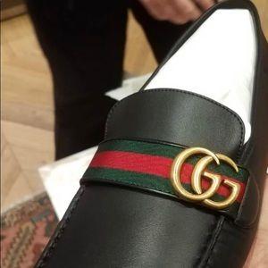 Gucci men's shoes.